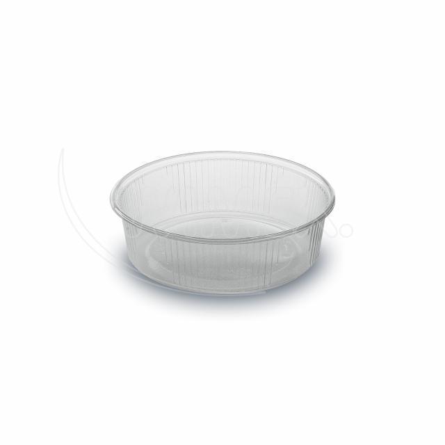 Miska kulatá průhledná 125 ml (PP) [100 ks]