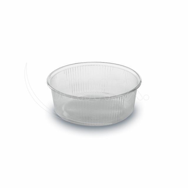 Miska kulatá průhledná 150 ml (PP) [100 ks]
