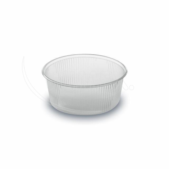 Miska kulatá průhledná 200 ml (PP) [100 ks]