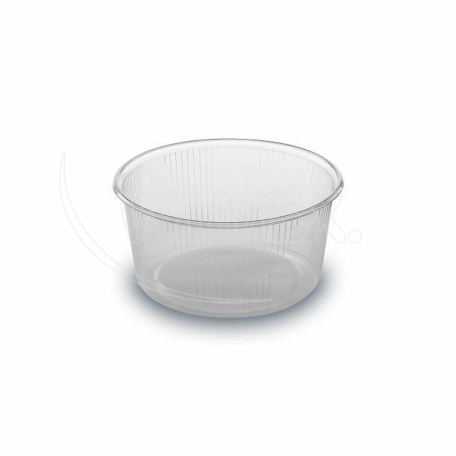 Miska kulatá průhledná 250 ml (PP) [100 ks]