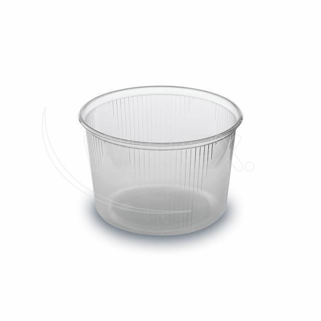 Miska kulatá průhledná 300 ml (PP) [100 ks]