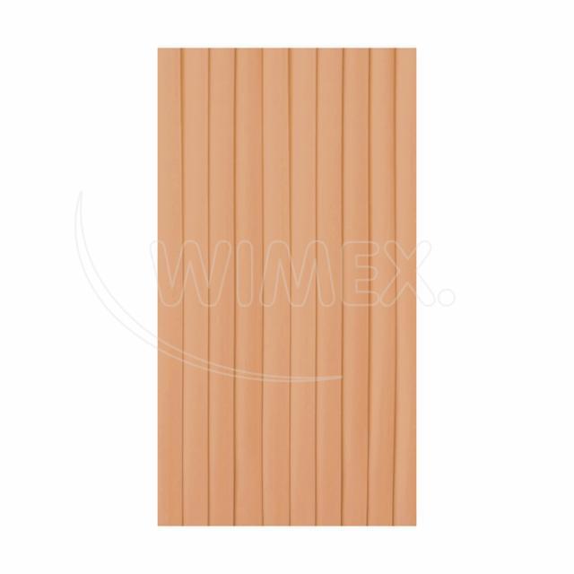 Stolová sukýnka PREMIUM 4 m x 72 cm apricot [1 ks]