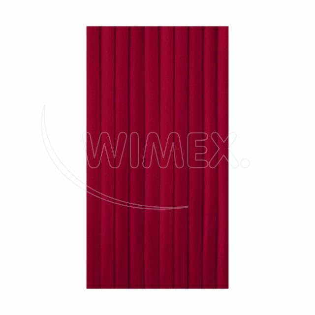 Stolová sukýnka PREMIUM 4 m x 72 cm bordová [1 ks]