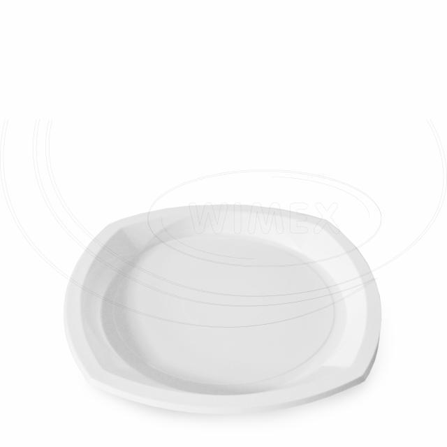 """Talíř PREMIUM bílý (PS) Ø 22 cm """"extra silný"""" [100 ks]"""