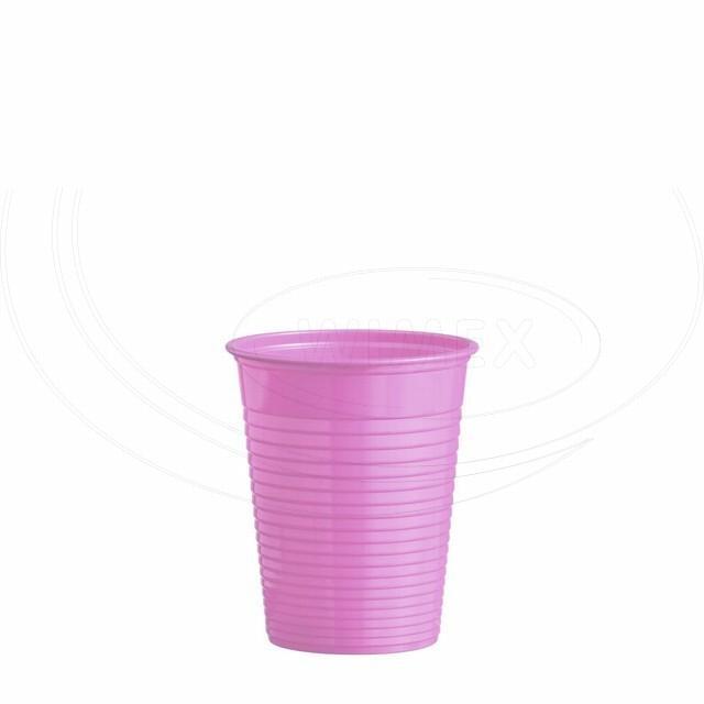 Kelímek světle fialový 0,18 l -PS- (Ø 70 mm) [50 ks]