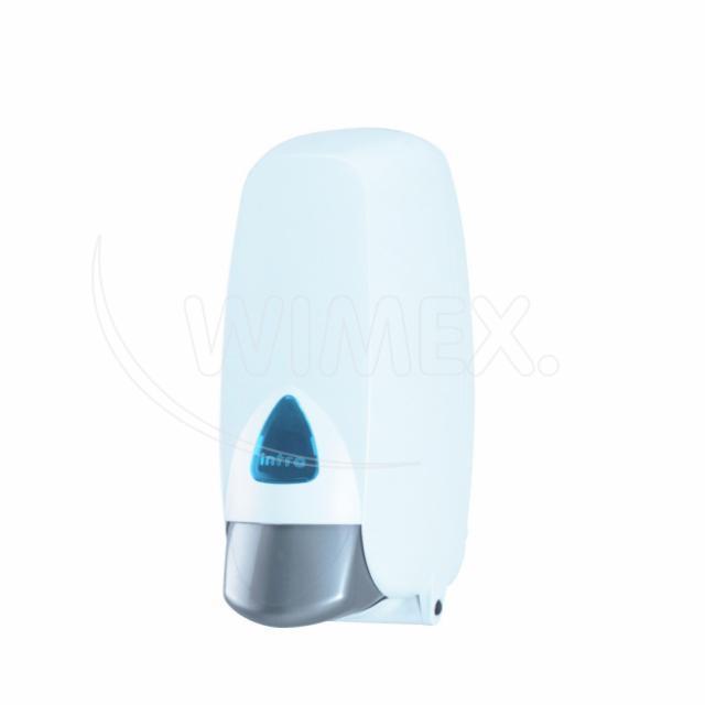 Dávkovač INTRO pěnového mýdla 800 ml, bílý [1 ks]