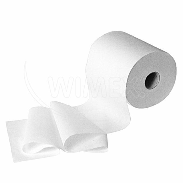 Ručník tissue, rolovaný 2vrstvý 20 cm x 150 m, bílý [6 ks]