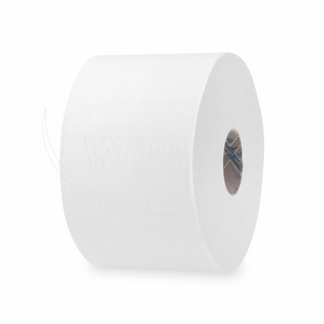Toaletní papír tissue 2vrstvý Ø 20 cm, 13,4 cm x 200 m [6 ks]