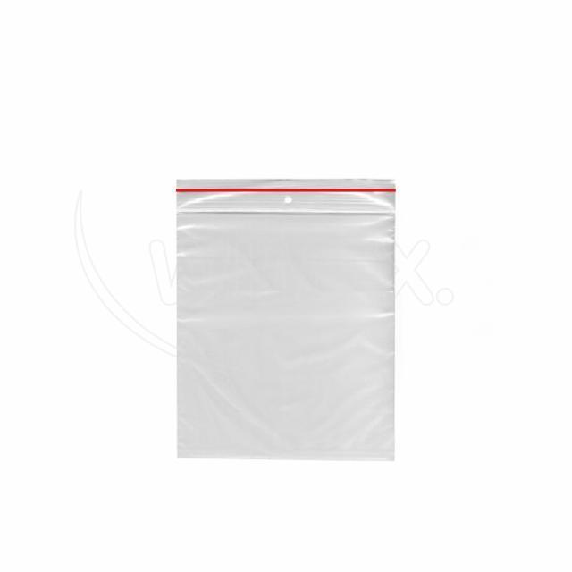 Rychlouzavírací sáček 7 x 10 cm [1000 ks]