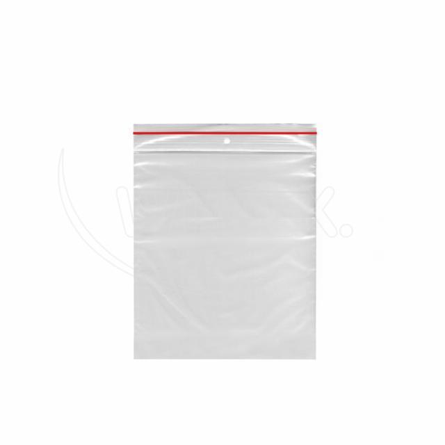 Rychlouzavírací sáček 8 x 12 cm [1000 ks]