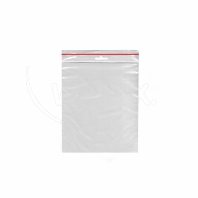 Rychlouzavírací sáček 12 x 17 cm [1000 ks]