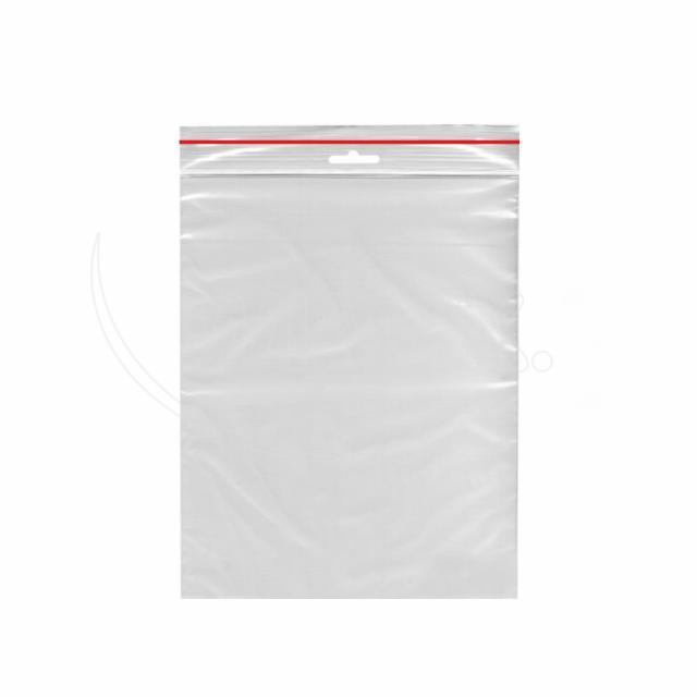 Rychlouzavírací sáček 20 x 30 cm [1000 ks]