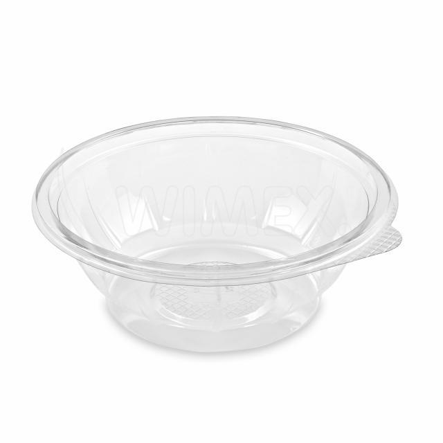 Salátová miska průhledná 600 ml (PET) [50 ks]