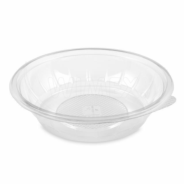 Salátová miska průhledná 1000 ml (PET) [50 ks]