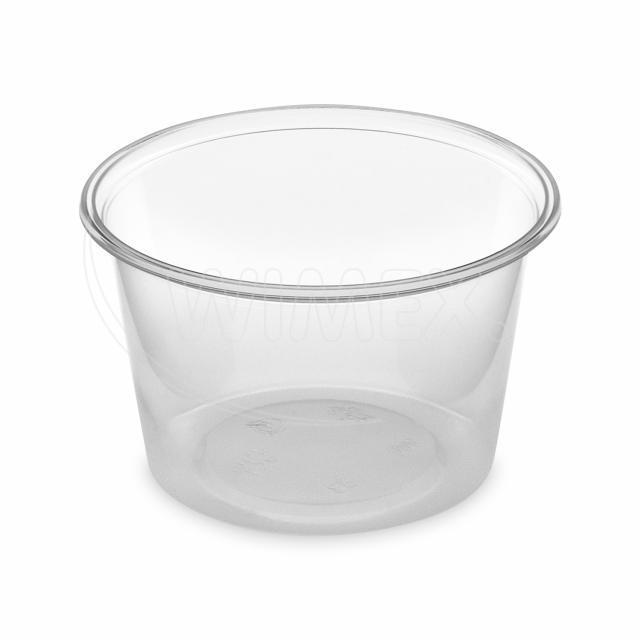 Dresinková miska průhledná 100 ml (PP) [50 ks]