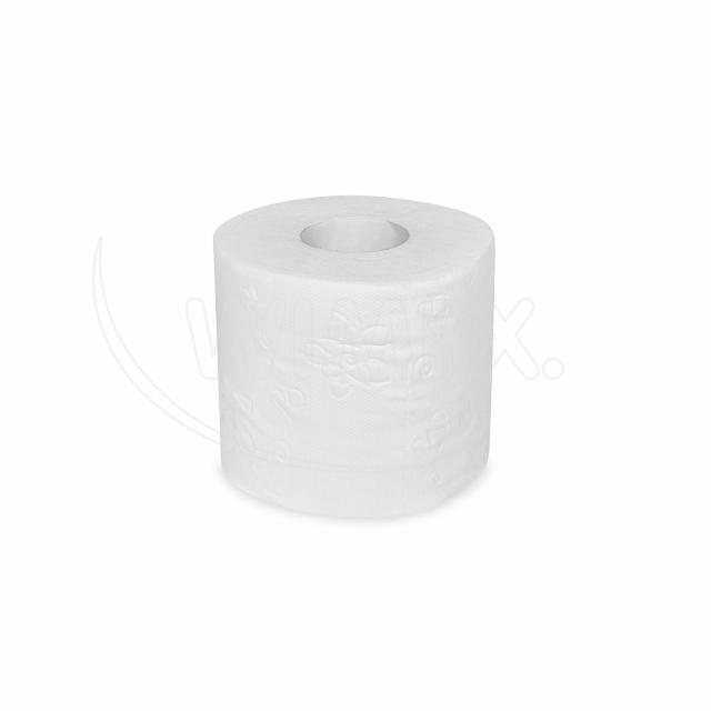 """Toaletní papír bílý 2vrstvý """"Harmony Professional"""" 200 útržků [10 ks]"""