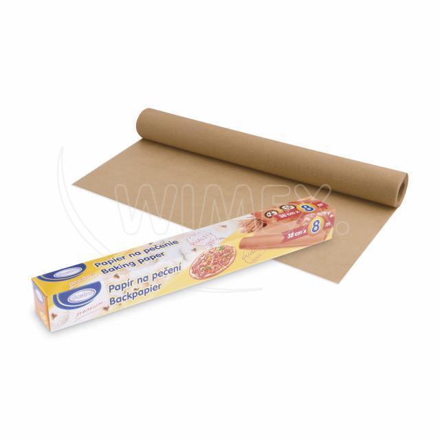 Papír na pečení rolovaný 38 cm x 8 m [1 ks]