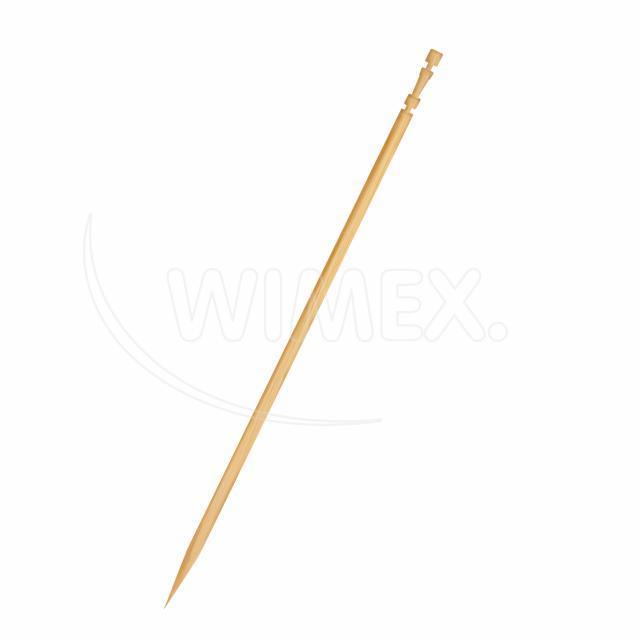 Dřevěné napichovátko Ø 2,2 x 150 mm [1000 ks]