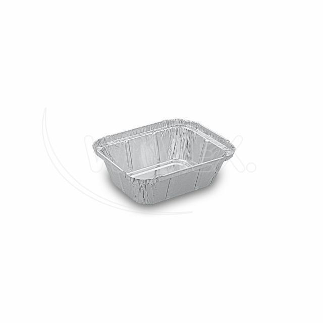 Miska hranatá ALU (250 ml) 12,9 x 10,3 x 3,4 cm [100 ks]