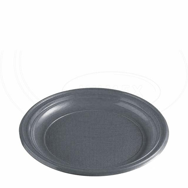 Talíř stříbrný (PS) Ø 22 cm [30 ks]