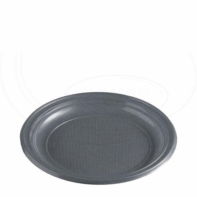Talíř stříbrný (PS) Ø 22 cm [10 ks]