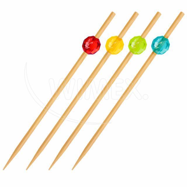 Bambusový bodec PERLA 12 cm [100 ks]