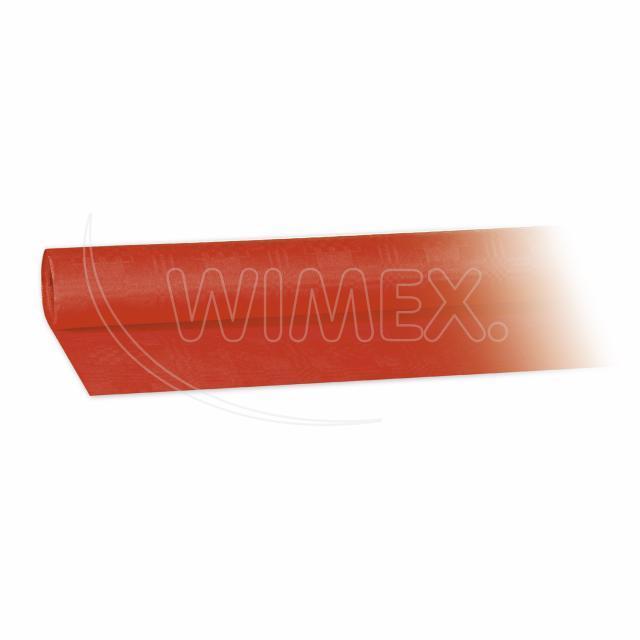 Pap. ubrus rolovaný 8 x 1,20 m červený [1 ks]