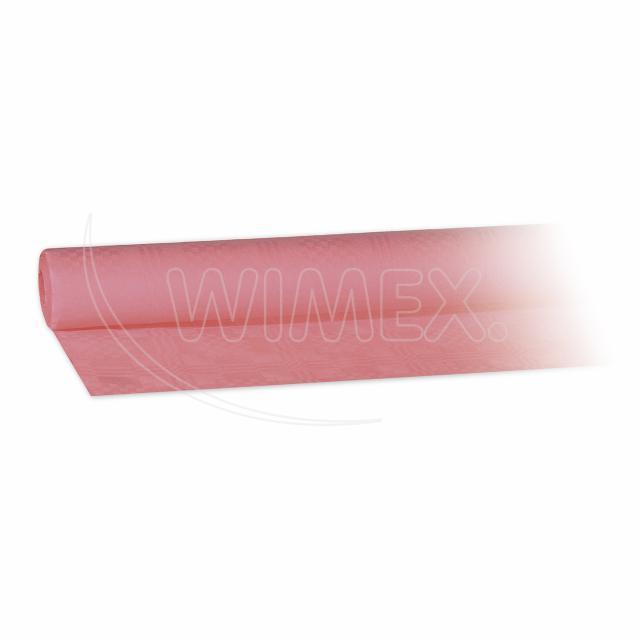 Pap. ubrus rolovaný 8 x 1,20 m růžový [1 ks]