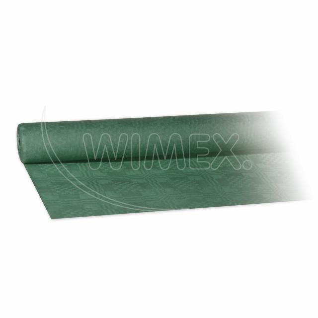 Pap. ubrus rolovaný 8 x 1,20 m tmavě zelený [1 ks]