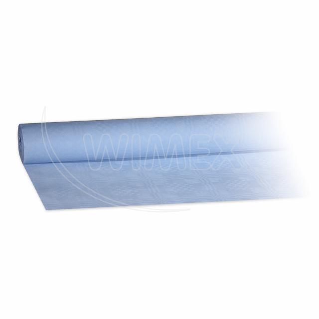 Pap. ubrus rolovaný 8 x 1,20 m světle modrý [1 ks]