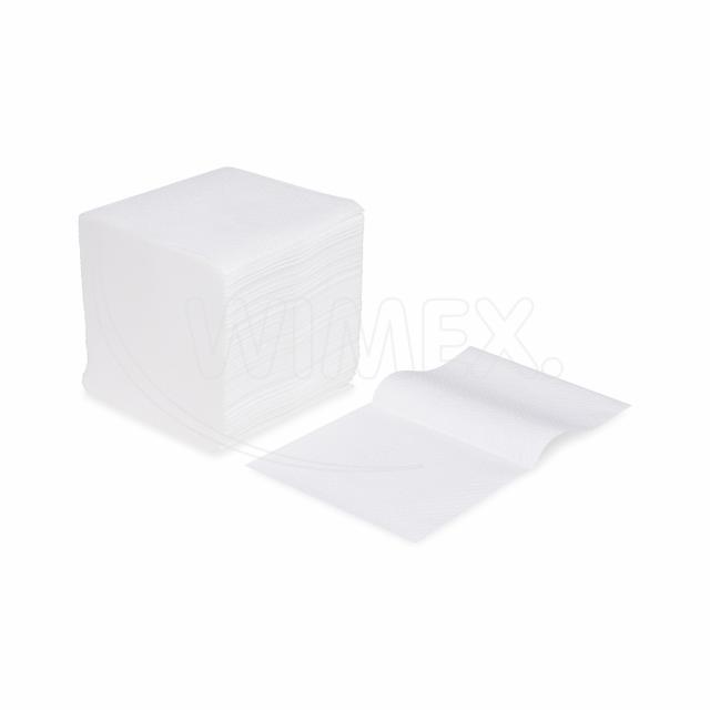 Utěrka tissue skládaná, 2vrstvá, 22 x 11 cm [10000 ks]