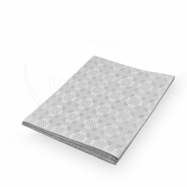 Pap. ubrus skládaný 1,80 x 1,20 m bílý [1 ks]