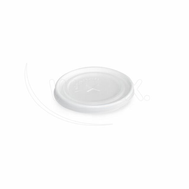 Víčko s křížovým otvorem pro pap. kelímky Ø 90 mm [100 ks]