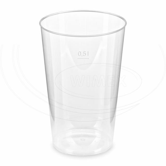 Kelímek krystal 0,5 l [30 ks]