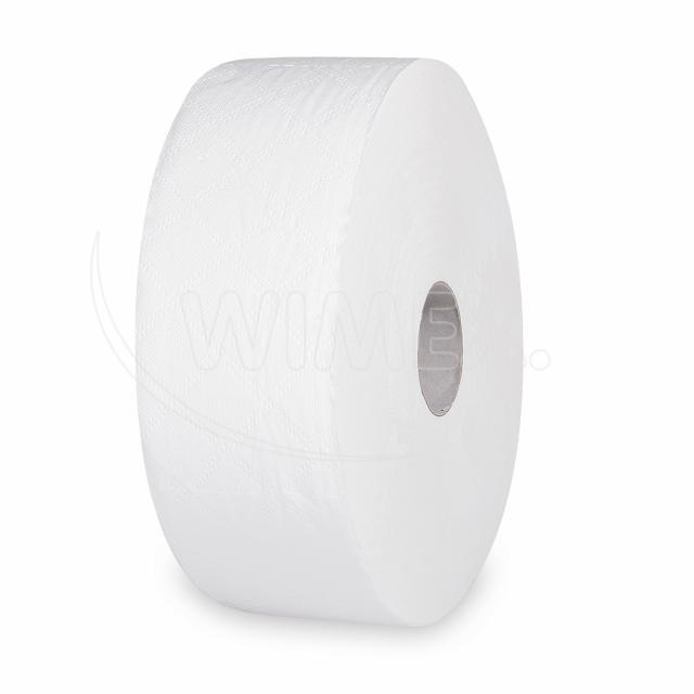 Toaletní papír tissue JUMBO 2vrstvý Ø 26 cm, 220 m [6 ks]