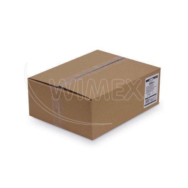 Ubrousek do zásobníku 1vrstvý, 17 x 17 cm bílý [2000 ks]