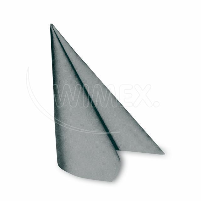Ubrousek PREMIUM 40 x 40 cm šedý [50 ks]