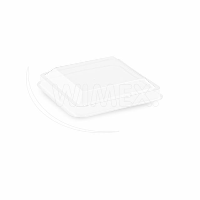 Víčko pro fingerfood kelímek č. 66381 (PET) [20 ks]