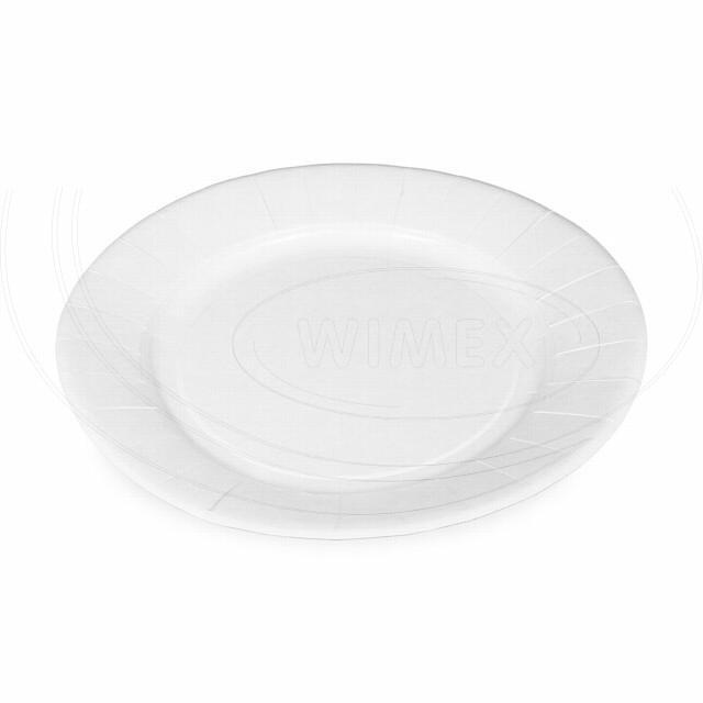 Papírový talíř mělký Ø 29 cm, nepromastitelný [50 ks]