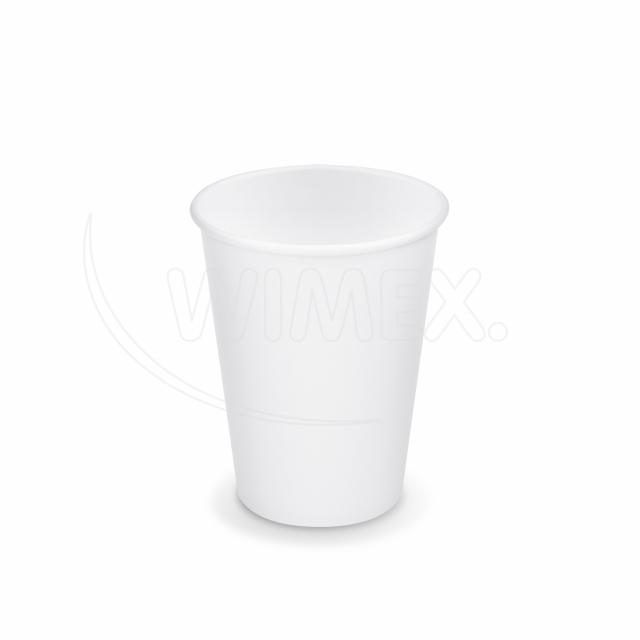 Papírový kelímek bílý 420 ml, L (Ø 90 mm) [50 ks]