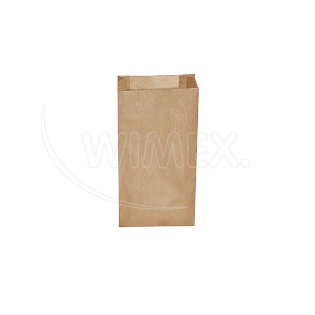 Svačinový pap. sáček hnědý 1kg (12+5 x 24 cm) [500 ks]