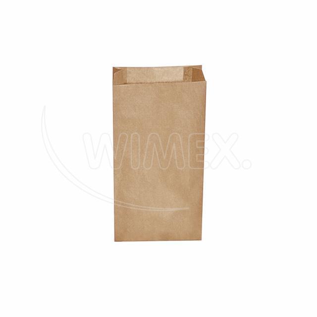 Svačinový pap. sáček hnědý 1,5kg (14+7 x 29 cm) [500 ks]