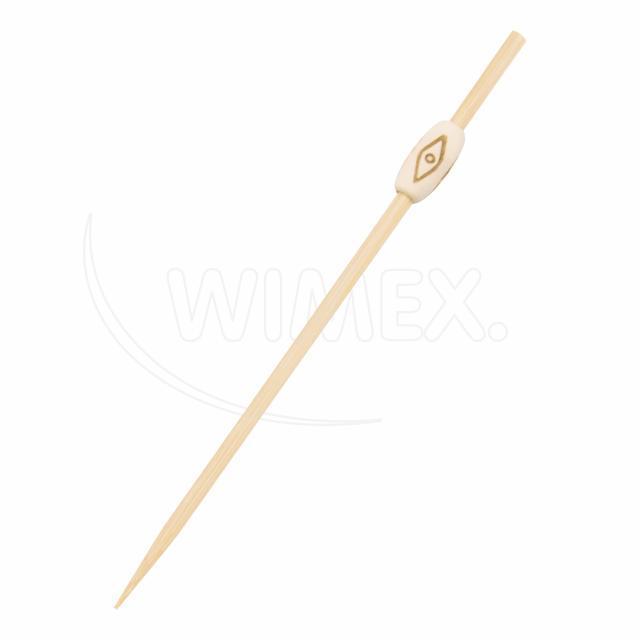 Bambusový bodec NATUR 12 cm [100 ks]