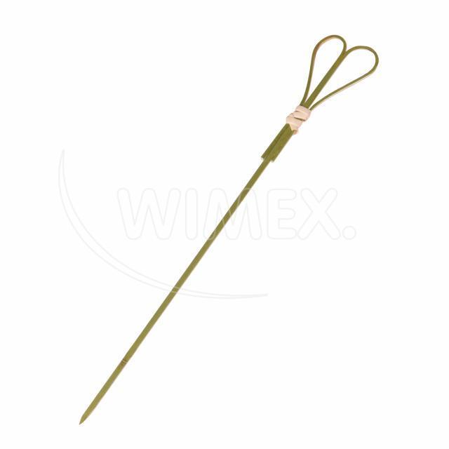 Bambusový bodec SRDCE 18 cm [100 ks]