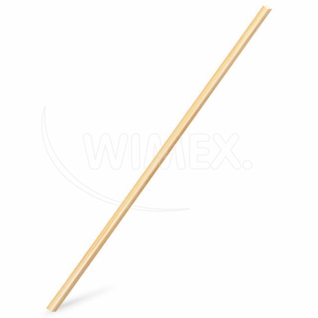 Bambusová špejle na cukrovou vatu 4 x 4 mm, 40 cm [100 ks]