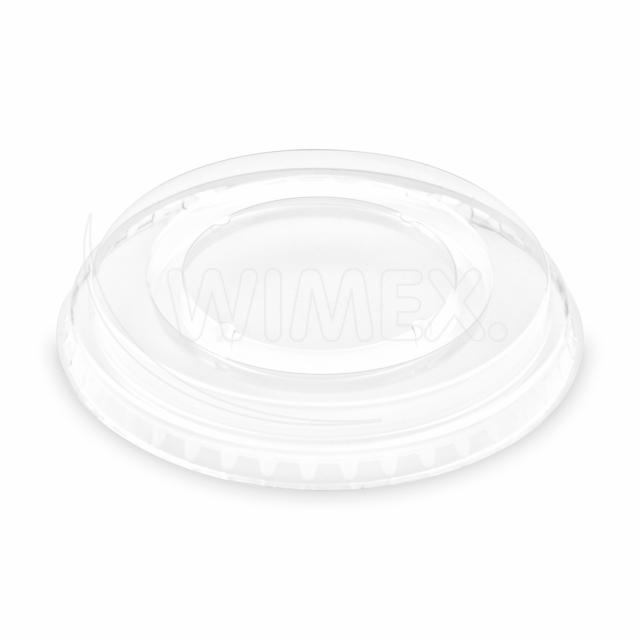 Víčko ploché pro kelímky Ø 95 mm [50 ks]