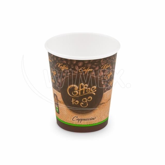 """Papírový kelímek """"Coffee to go"""" 280 ml, M (Ø 80 mm) [50 ks]"""
