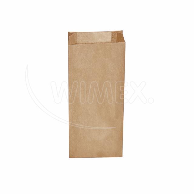 Svačinový pap. sáček hnědý 2kg (14+7 x 32 cm) [500 ks]