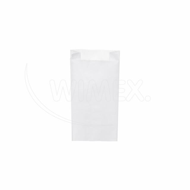 Svačinový pap. sáček bílý 1kg (12+5 x 24 cm) [1000 ks]