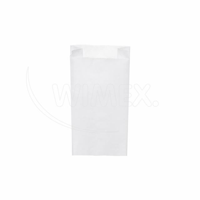 Svačinový pap. sáček bílý 1,5kg (14+7 x 29 cm) [1000 ks]